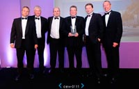 BREEAM Healthcare Excellent Award 2011