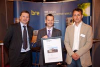 BREEAM Excellent, highest scoring Office and Overall Award 2009, Canolfan Hyddgen, Machynlleth